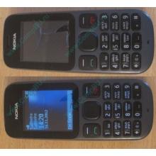 Телефон Nokia 101 Dual SIM (чёрный) - Котельники