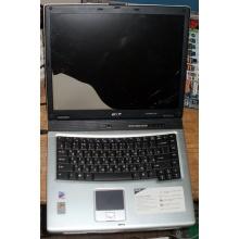"""Ноутбук Acer TravelMate 4150 (4154LMi) (Intel Pentium M 760 2.0Ghz /256Mb DDR2 /60Gb /15"""" TFT 1024x768) - Котельники"""