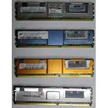 Серверная память HP 398706-051 (416471-001) 1024Mb (1Gb) DDR2 ECC FB (Котельники)