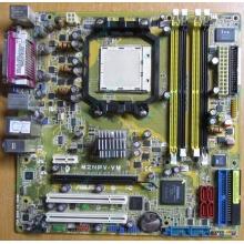 Материнская плата Asus M2NPV-VM socket AM2 (без задней планки-заглушки) - Котельники