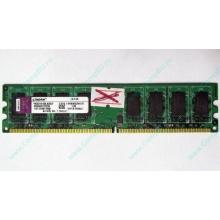 ГЛЮЧНАЯ/НЕРАБОЧАЯ память 2Gb DDR2 Kingston KVR800D2N6/2G pc2-6400 1.8V  (Котельники)