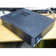 Лежачий четырехядерный системный блок Intel Core 2 Quad Q8400 (4x2.66GHz) /2Gb DDR3 /250Gb /ATX 300W Slim Desktop (Котельники)