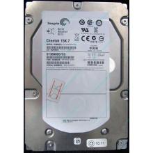 Жесткий диск 600Gb 15k Dell 9FN066-008 6G SAS ( Seagate Cheetach ST3600057SS 15K.7) - Котельники