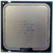 Процессор Intel Core 2 Duo E6420 (2x2.13GHz /4Mb /1066MHz) SLA4T socket 775 (Котельники)