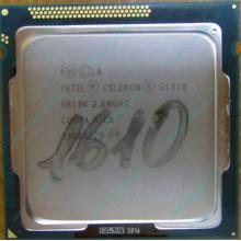Процессор Intel Celeron G1610 (2x2.6GHz /L3 2048kb) SR10K s.1155 (Котельники)