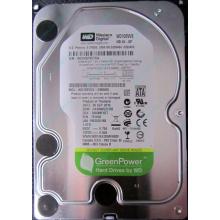 Б/У жёсткий диск 1Tb Western Digital WD10EVVS Green (WD AV-GP 1000 GB) 5400 rpm SATA (Котельники)
