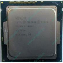 Процессор Intel Celeron G1820 (2x2.7GHz /L3 2048kb) SR1CN s.1150 (Котельники)