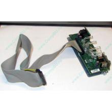 Панель передних разъемов (audio в Котельниках, USB) и светодиодов для Dell Optiplex 745/755 Tower (Котельники)