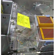Прозрачная пластиковая крышка HP 337267-001 для подачи воздуха к CPU в ML370 G4 (Котельники)