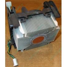 Кулер для процессоров socket 478 с медным сердечником внутри алюминиевого радиатора Б/У (Котельники)