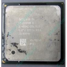 Процессор Intel Celeron D (2.4GHz /256kb /533MHz) SL87J s.478 (Котельники)