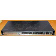 Б/У коммутатор D-link DES-3200-28 (24 port 100Mbit + 4 port 1Gbit + 4 port SFP) - Котельники