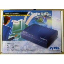 Внешний ADSL модем ZyXEL Prestige 630 EE (USB) - Котельники