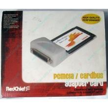 Serial RS232 (2 COM-port) PCMCIA адаптер Byterunner CB2RS232 (Котельники)